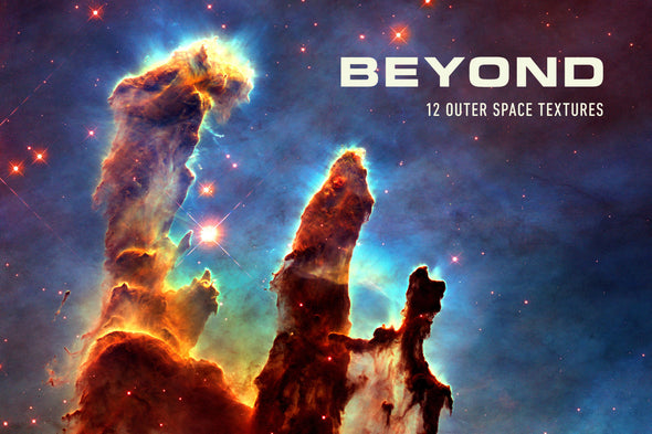 Beyond: Stunning Outer Space Textures-Chroma Supply