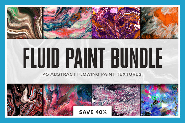 Fluid Paint Bundle-Chroma Supply