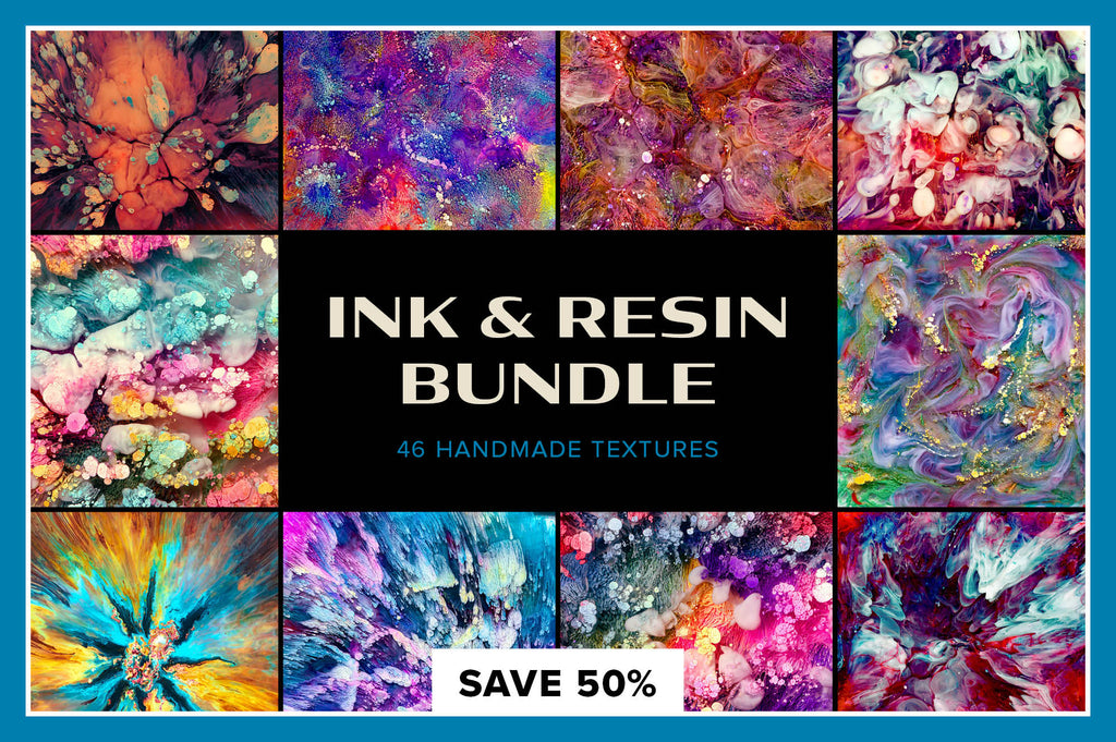 Ink & Resin Bundle-Chroma Supply