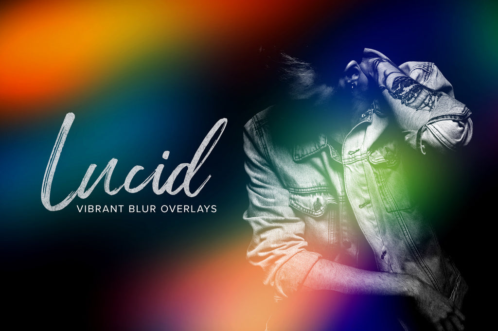 Lucid: Vibrant Blur Overlays-Chroma Supply
