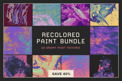 Recolored Paint Bundle-Chroma Supply