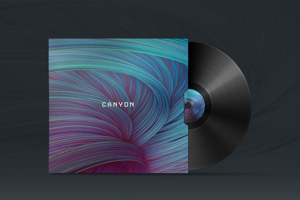Canyon: Sweeping 3D Textures