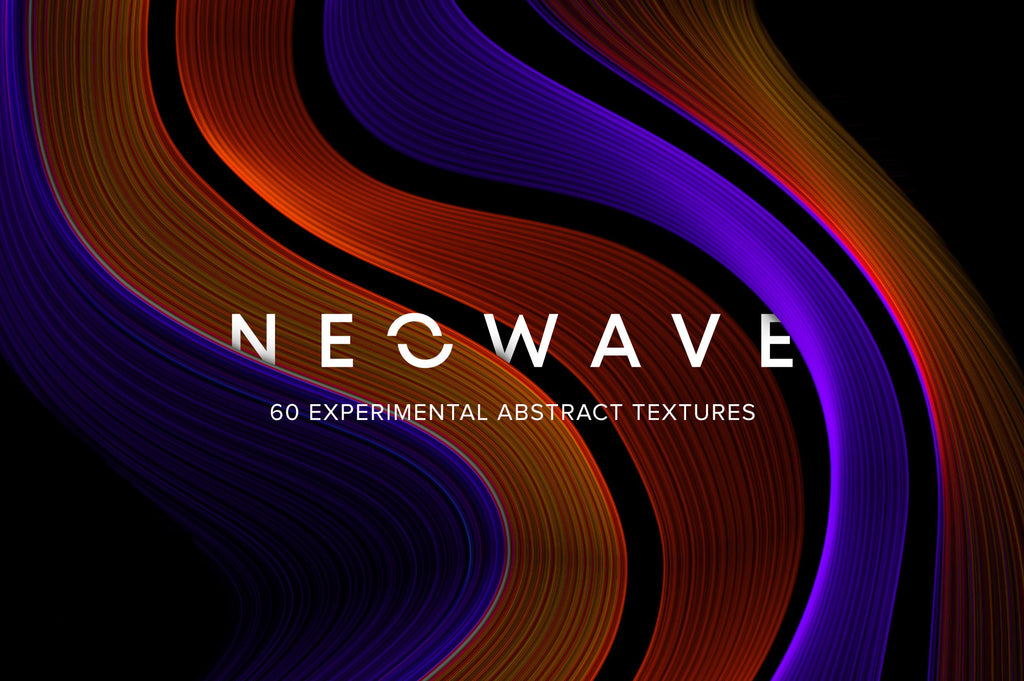 Neowave: 60 Elegant Textures-Chroma Supply