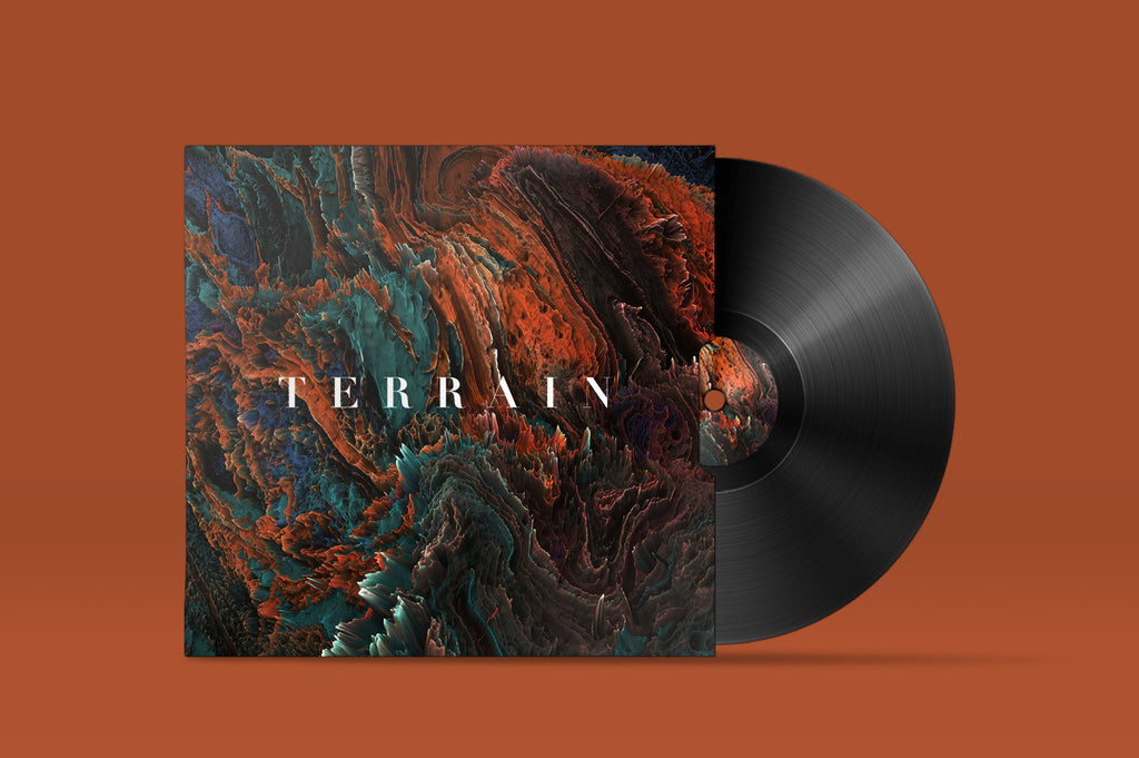 Terrain: Abstract 3D Landscapes-Chroma Supply