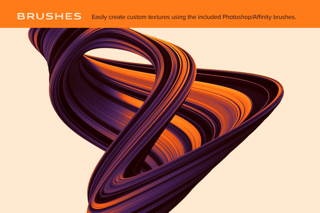 Nexus: Swirling Abstract Shapes-Chroma Supply