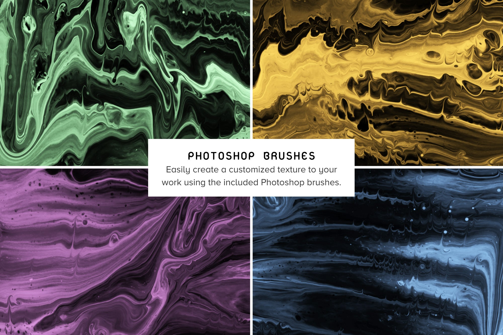 Enigma: 15 Abstract Paint Textures – Chroma Supply