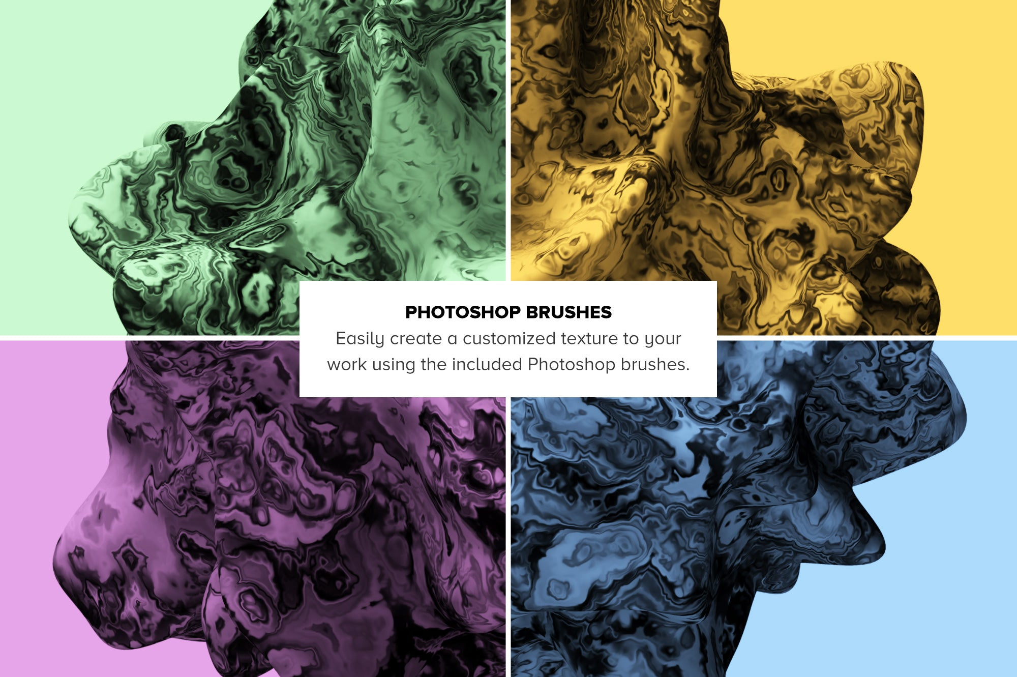 Color Forms: 20 Experimental Isolated Shapes – Chroma Supply