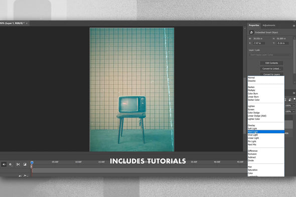 Celluloid: Film Textures for Video and Design-Chroma Supply