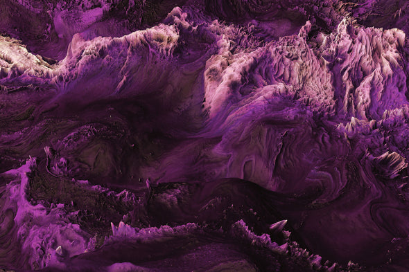 Terrain, Vol. 2: Abstract 3D Landscapes-Chroma Supply