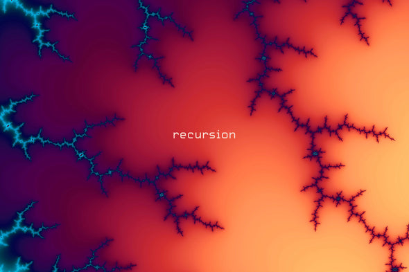 Recursion: Hi-res Fractal Textures-Chroma Supply