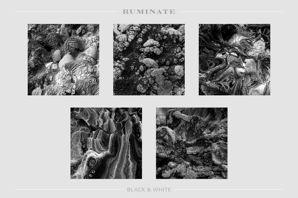 Ruminate: Experimental 3D Paint Textures-Chroma Supply