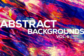 Abstract Backgrounds, Vol. 1