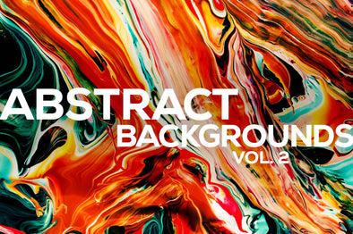Abstract Backgrounds, Vol. 2-Chroma Supply
