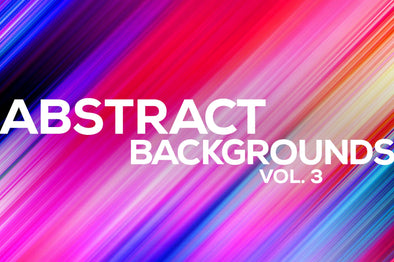 Abstract Backgrounds, Vol. 3-Chroma Supply