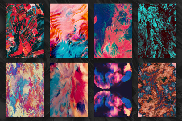 Abstract Paint Remix Bundle-Chroma Supply