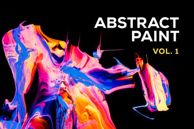 Abstract Paint, Vol. 1