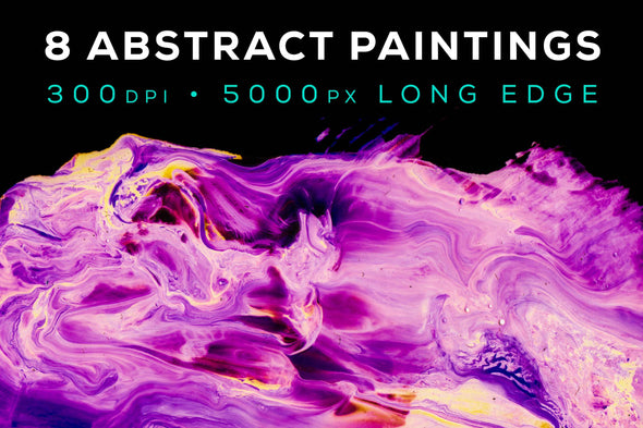 Abstract Paint, Vol. 2-Chroma Supply