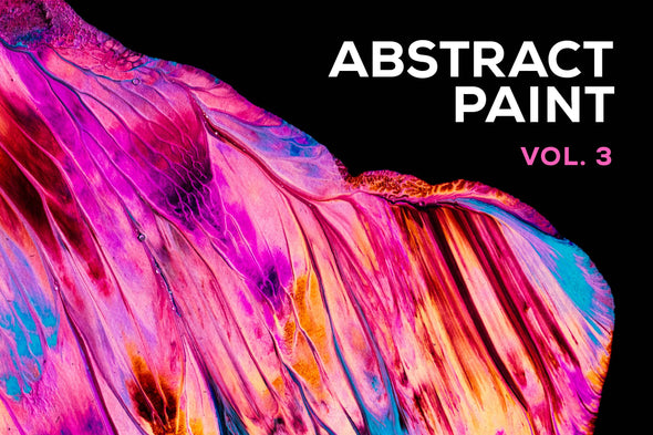 Abstract Paint, Vol. 3