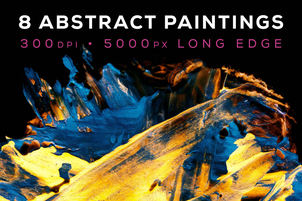 Abstract Paint, Vol. 7-Chroma Supply