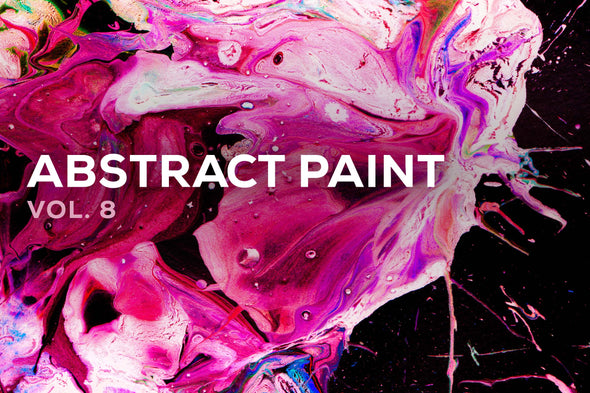 Abstract Paint, Vol. 8