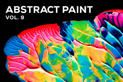Abstract Paint, Vol. 9-Chroma Supply