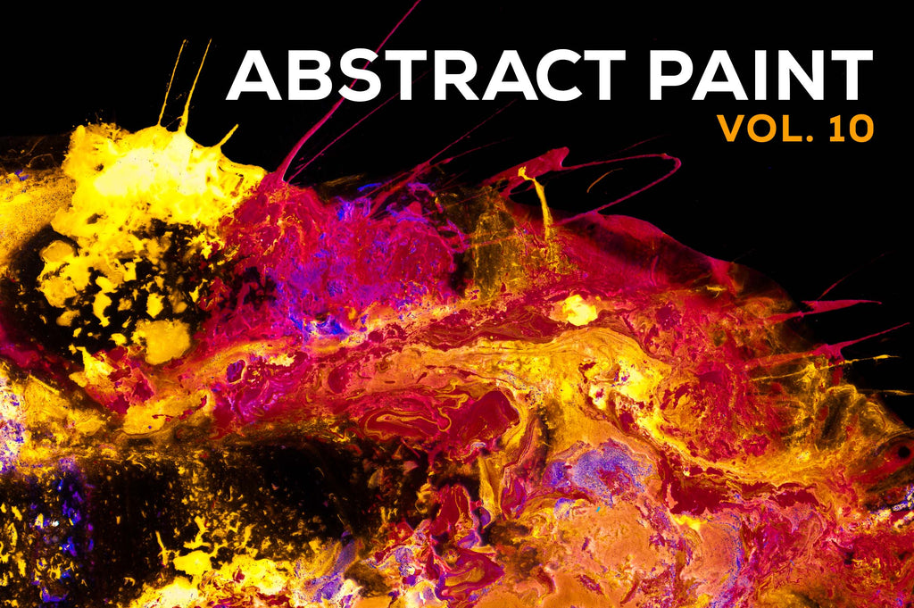 Abstract Paint, Vol. 10-Chroma Supply