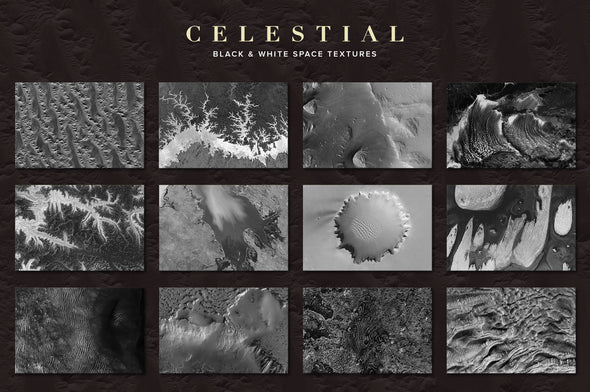 Celestial: 75 Space Textures