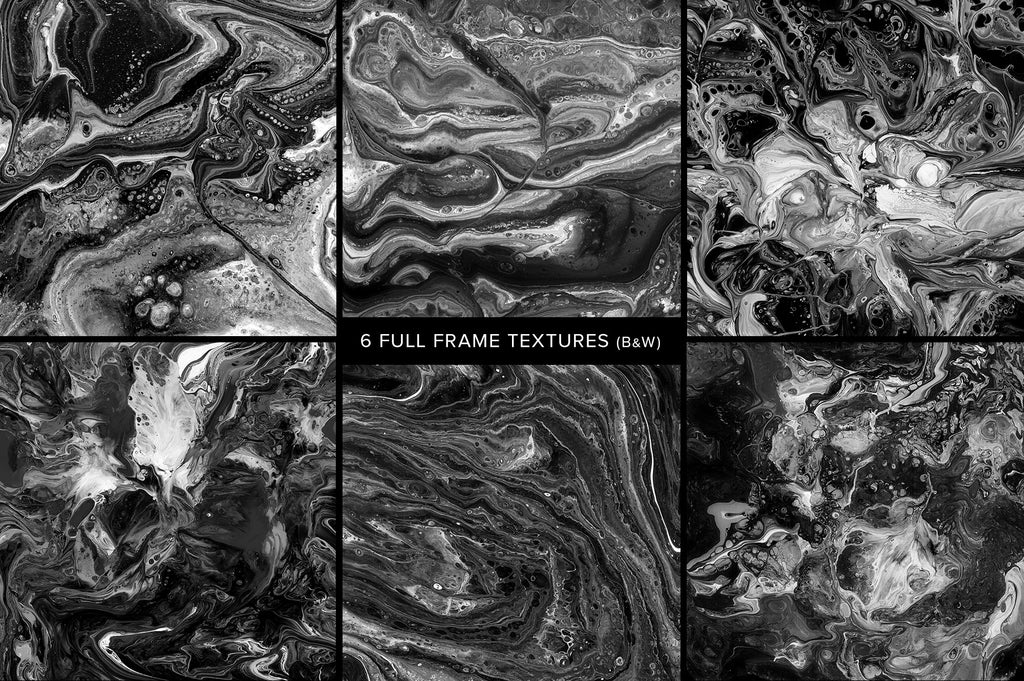 Rush: Super Hi-Res Abstract Paint Textures-Chroma Supply