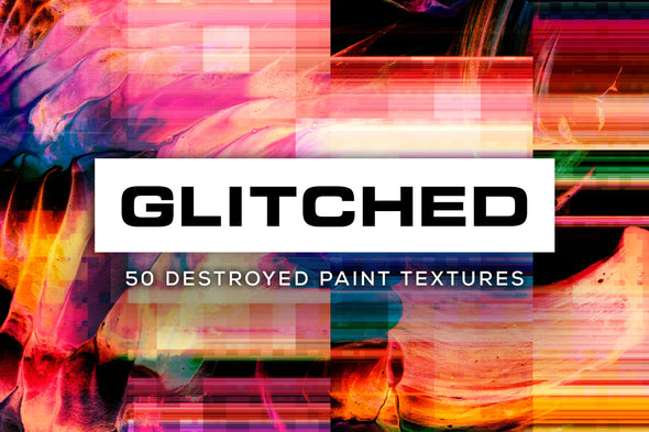 Glitched: Experimental Glitch Textures-Chroma Supply