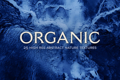 Organic: Abstract Nature Textures-Chroma Supply