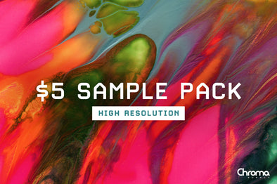 $5 Sample Pack - High Resolution-Chroma Supply