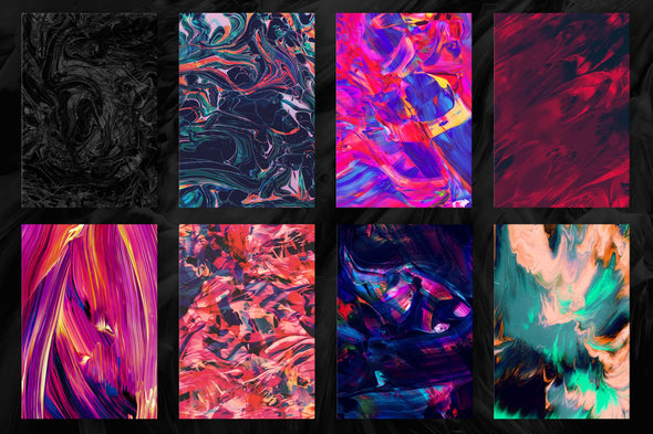 Abstract Paint Remix Bundle