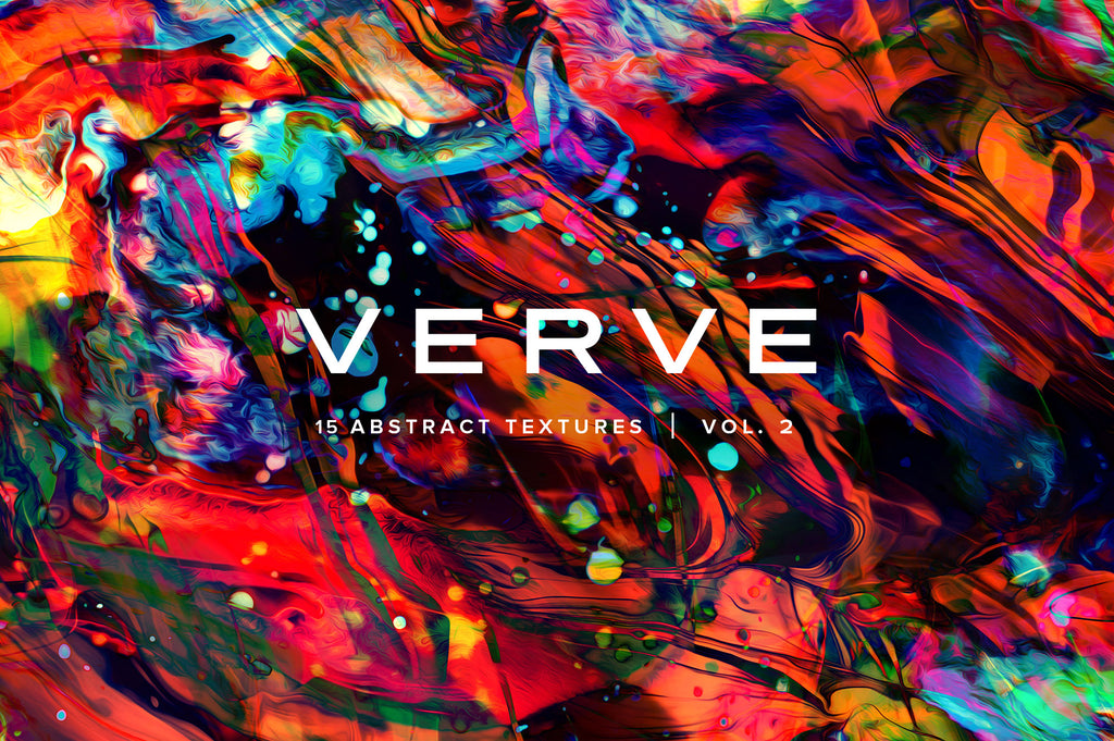 Verve, Vol. 2: 15 Abstract Textures-Chroma Supply