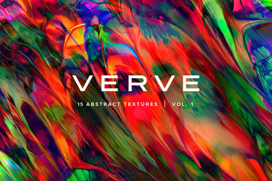 Verve, Vol. 1: 15 Abstract Textures-Chroma Supply