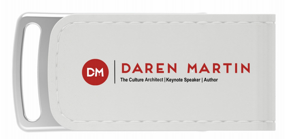 Daren Martin, PhD - Company Culture Video Package