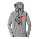 Pearl City PTO Fundraiser Ladies Fleece Pullover Hoodie - Customizable