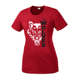 Pearl City PTO Fundraiser Ladies Performance T-Shirt - Customizable