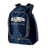 Illinois Gold Fastpitch Bat Backpack - Customizable