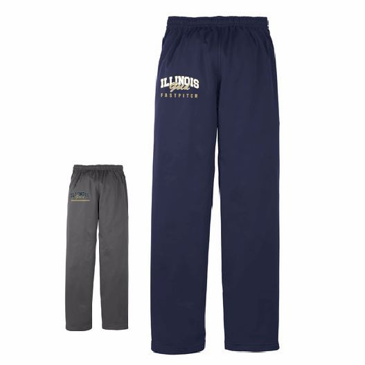 Illinois Gold Fastpitch Performance Sweatpants