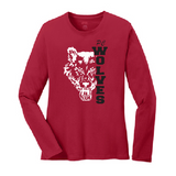 Pearl City PTO Fundraiser Ladies Long-Sleeve T-Shirt - Customizable