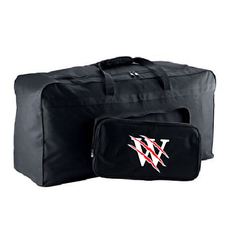 Pearl City Wolves Equipment Bag - Customizable