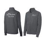 Thomas' Cafe Three Eleven Performance Fleece Full-Zip Jacket