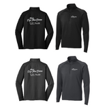 Thomas' Cafe Three Eleven Performance Stretch 1/4-Zip Pullover