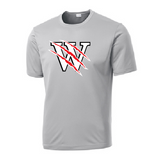 Pearl City Wolves Performance T-Shirt - Customizable