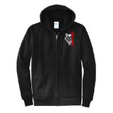 Pearl City PTO Fundraiser Full-Zip Hooded Sweatshirt - Customizable