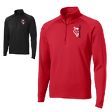 Pearl City PTO Fundraiser Performance Stretch 1/2-Zip Pullover - Customizable