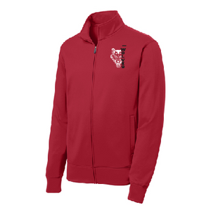 Pearl City PTO Fundraiser Performance Fleece Full-Zip Jacket - Customizable