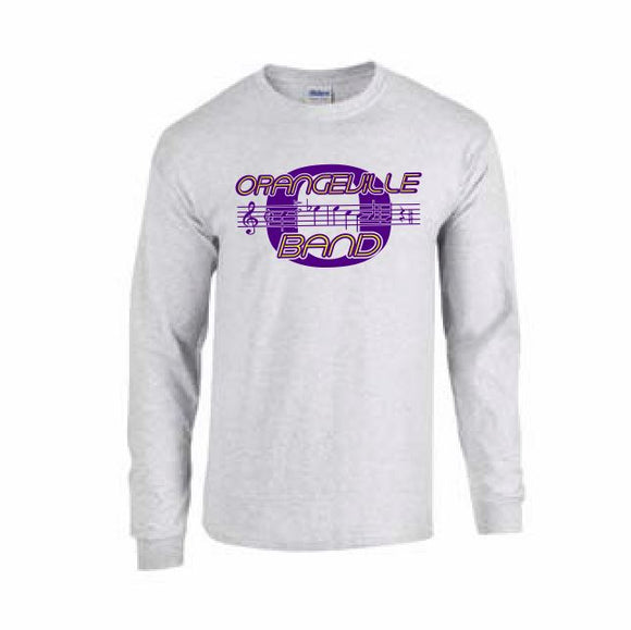 Orangeville Band Long-Sleeve T-Shirt