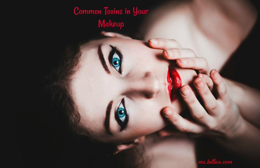 Toxins in cosmetics