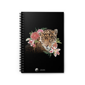 JADE SPIRAL NOTEBOOK - RULED LINE